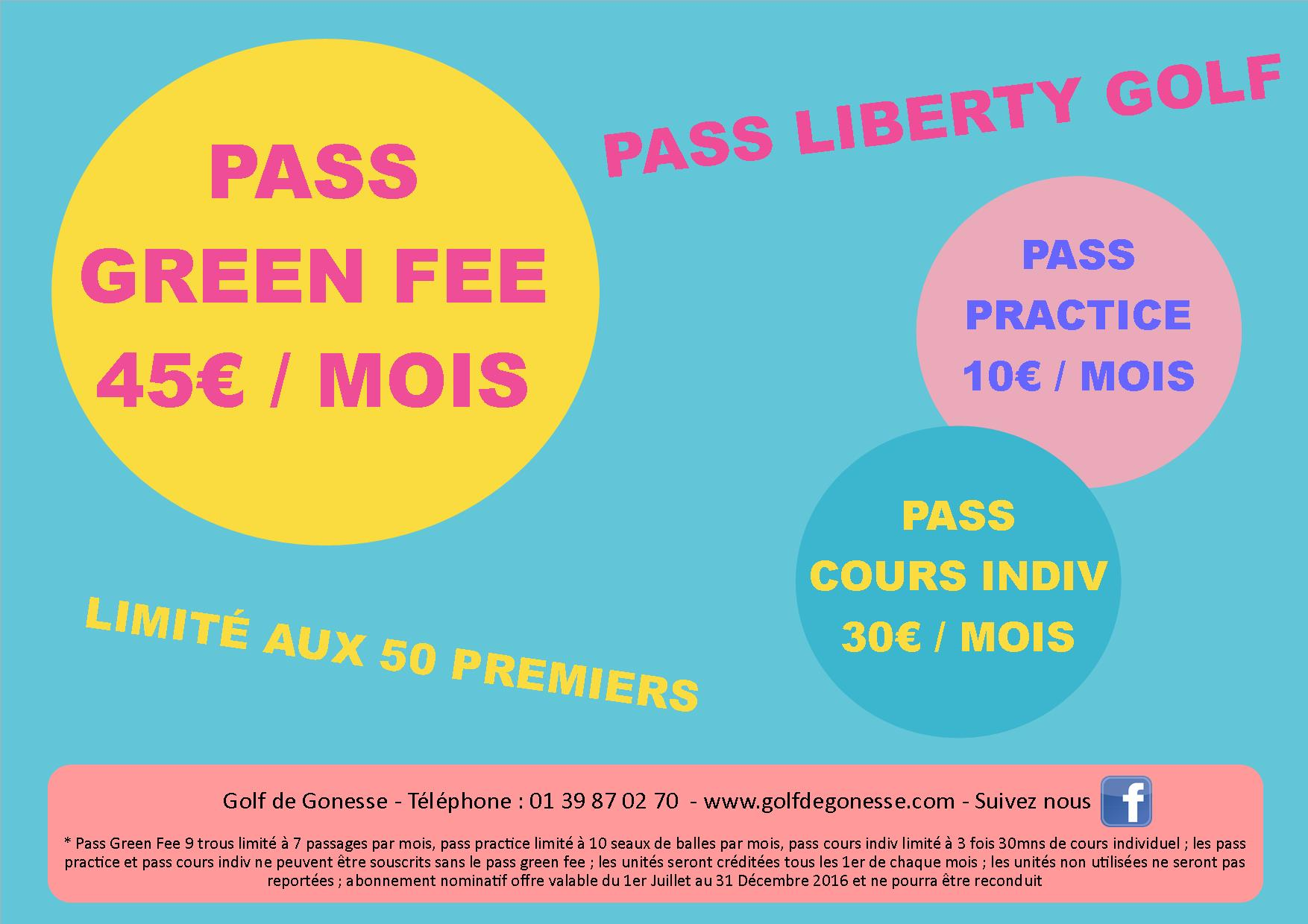 pass liberty gonesse